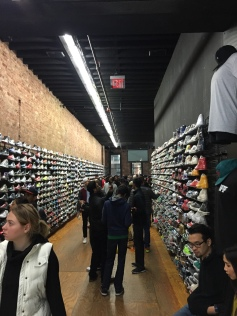 Flight Club's amazing selection