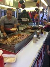 Italian sausage rolls
